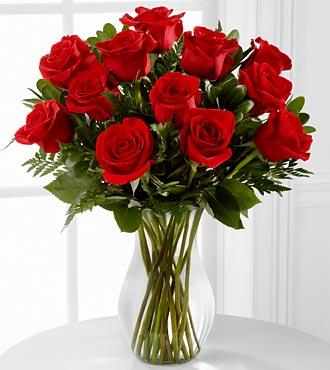 ftd dozen roses